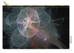 Celestial Jellyfish Carry-all Pouch by Ronda Broatch