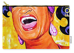 Celia Cruz Carry-all Pouch