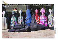 Cello Cases - Madison - Wisconsin Carry-all Pouch