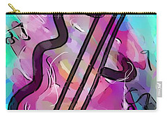 Cello Carry-all Pouch by Jason Nicholas