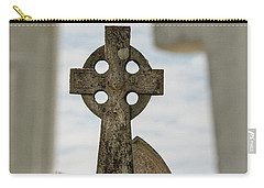 Celtic Cross Carry-all Pouch