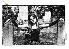 Cemetery Girl Carry-all Pouch