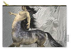 Centaur Warm Tones Carry-all Pouch by Quim Abella