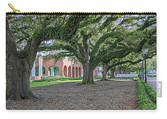 Centennial Oaks Carry-all Pouch by Gregory Daley  PPSA