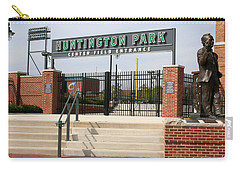 Center Field Entrance At Huntington Park  Carry-all Pouch