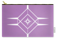 Center Of The Universe Carry-all Pouch