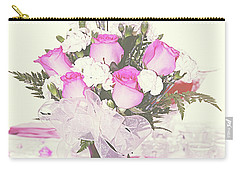 Centerpiece Carry-all Pouch by Inspirational Photo Creations Audrey Woods