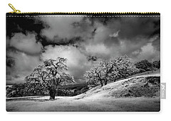 Carry-all Pouch featuring the photograph Central California Ranch by Sean Foster