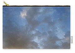 Central Coast Clouds 1 Carry-all Pouch by Michael Rock