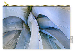 Centre D'un Agave Carry-all Pouch by Stan  Magnan