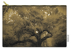 Centurion Oak Carry-all Pouch by DigiArt Diaries by Vicky B Fuller