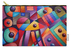 Cerebral Decor # 6 Carry-all Pouch