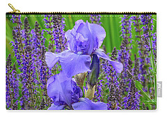 Cerulean As The Azure Sky Of Colorado  Carry-all Pouch by Bijan Pirnia