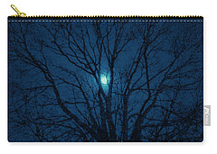 Cerulean Night Carry-all Pouch by Denise Beverly