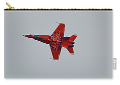 Cf-18 Demonstration For Canada 150  Carry-all Pouch