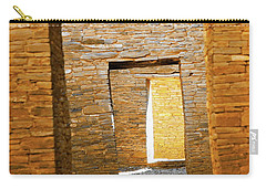 Chaco Canyon Doorways Carry-all Pouch