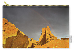 Chaco Canyon Rainbow Carry-all Pouch
