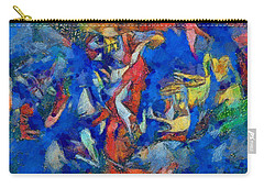 Chagall's Dream Carry-all Pouch