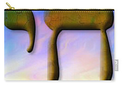 Carry-all Pouch featuring the photograph Chai--life  by Anastasia Savage Ealy