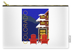 Colorado Chairs Carry-all Pouch