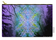 Chalice-tree Spirit In The Forest V1a Carry-all Pouch