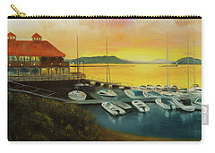 Champs Sunset Carry-all Pouch by Chris Fraser