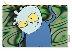 Chane Carry-all Pouch by Uncle J's Monsters