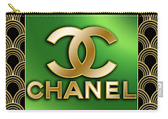 Chanel - Chuck Staley Carry-all Pouch by Chuck Staley