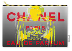 Chanel  No. 5 Pop Art - #1 Carry-all Pouch