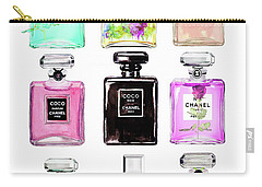 Chanel Perfume Set 9er Carry-all Pouch