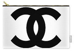Chanel Symbol Carry-all Pouch