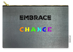 Change #1 Carry-all Pouch