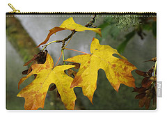 Carry-all Pouch featuring the photograph Change by I'ina Van Lawick