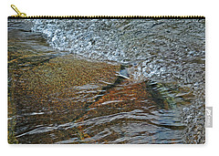 Carry-all Pouch featuring the photograph Changes by Lynda Lehmann
