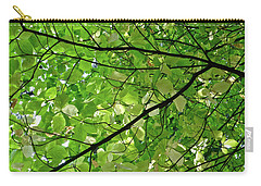 Changing Colors Yosemite Valley Carry-all Pouch by Amelia Racca