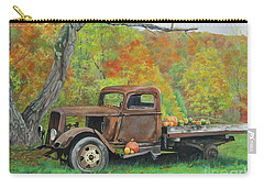 Changing Times Carry-all Pouch