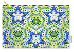 Chaos In Stars Carry-all Pouch by Lori Kingston