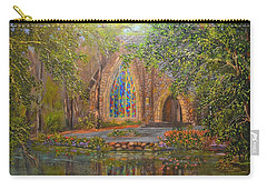 Chapel At Callaway Carry-all Pouch