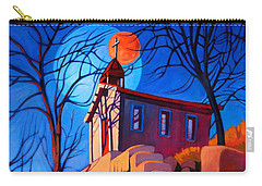 Chapel On The Hill Carry-all Pouch