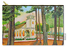 Chapel Carry-all Pouch by Shelia Kempf