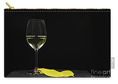 Carry-all Pouch featuring the photograph Chardonnay Time by Kennerth and Birgitta Kullman