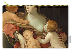 Charity Carry-all Pouch by Guido Reni