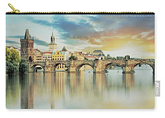 Charles Bridge Carry-all Pouch by Maciek Froncisz