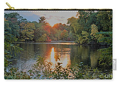 Charles River Sunset Carry-all Pouch by Rita Brown