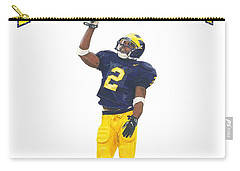 Charles Woodson Carry-all Pouch