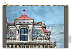 Charleston Architecture 1 Carry-all Pouch