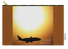 Charleston Boeing Dreamliner Carry-all Pouch