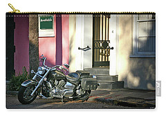 Back Street Charleston Chopper Carry-all Pouch