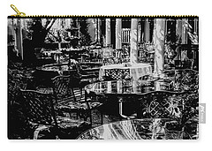 Charleston Courtyard Cafe Carry-all Pouch