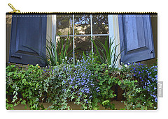 Charleston Flower Box 3 Carry-all Pouch